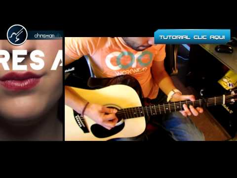 Hey Brother Avicii Cover Guitar Tutorial video