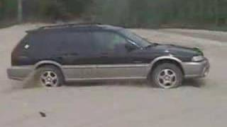 Mud on the Tires Subaru Outback Music Video