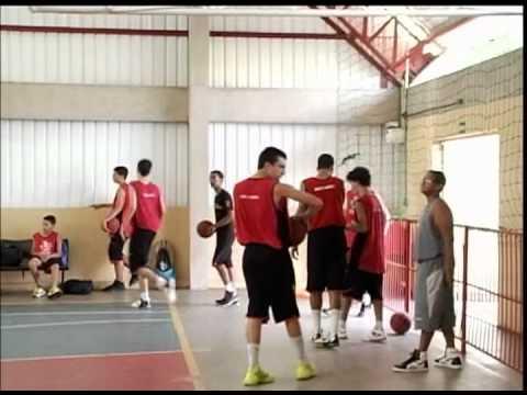Atleta de basquete do Sesi, Felipe Côrtes é convocado para a Seleção Brasileira