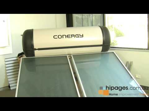 Conergy Australia, Solar Hot Water Systems, Home Improvement Pages