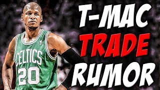 The Reason Ray Allen And The Celtics Hate Each Other
