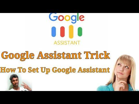 Google Assistant Tricks Bangla..How To Set up Google Assistant Bangla Tutorials