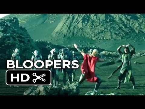 Thor: The Dark World Blooper Reel Part 2 (2013) - Chris Hemsworth Marvel Movie HD
