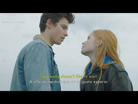 Shawn Mendes - There's Nothing Holding Me Back (Subtitulada Españo/Lyrics) Official Video