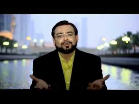Aamir Liaquat Naat Nadaroon video