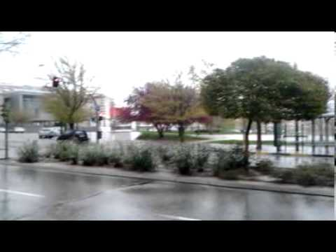 Thumbnail of video Lluvia en Madrid - Zona Palacio de Hielo 31.03.2013