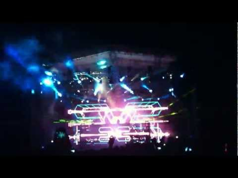Metropolis. David Guetta. Caracas 12/01/2013