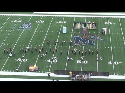 2013 Crockett County High School Band (Alamo, TN)