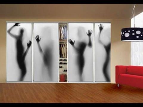 Декорация шкафа купе своими руками