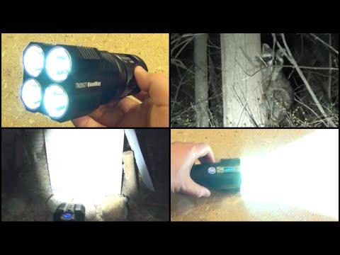 Nitecore Tiny Monster TM26GT Flashlight. Full Review