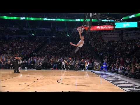 Zach Lavine Throws Down The space Jam Dunk: 2015 Sprite Slam-dunk Contest video