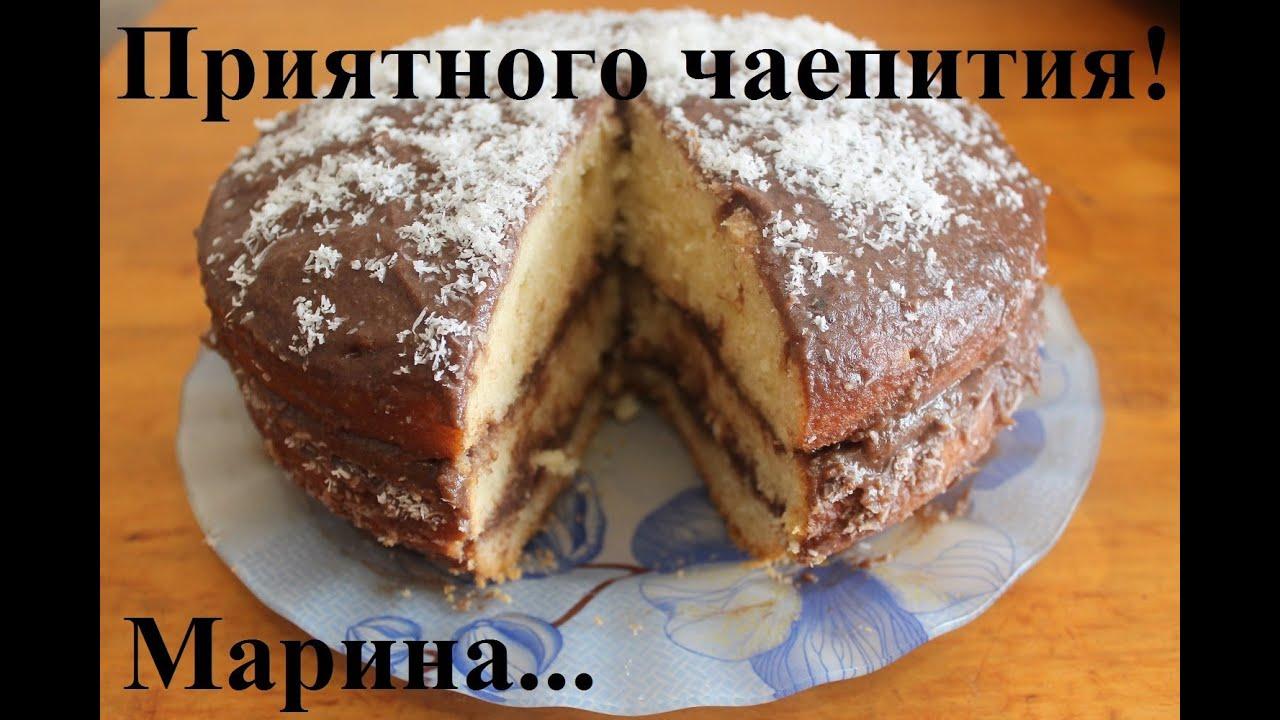 Рецепты простых тортов в мультиварке пошагово простые и вкусные