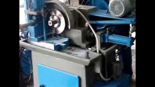 Pipe Cutting Machine ( Hydraullic ) R.S Engg. Works Ludhiana