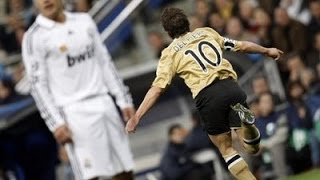 ((Alessandro Del Piero)) vs ((Real Madrid C.F))