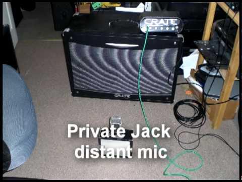 Celestion Vintage 30 Vs. Eminence Private Jack Speaker Test