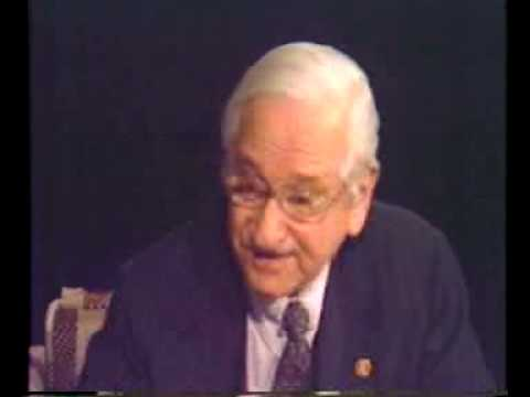Clip of Interview with Albert B. Sabin by Drs. Benison and Felson, 1979