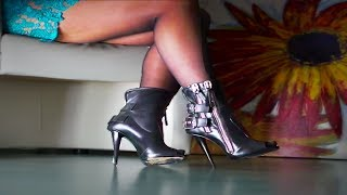 Go in House in High Heels