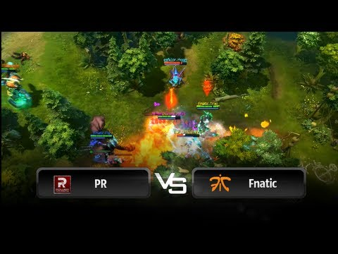 PR vs Fnatic @ StarLadder StarSeries - VII