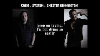 Watch Chester Bennington System video