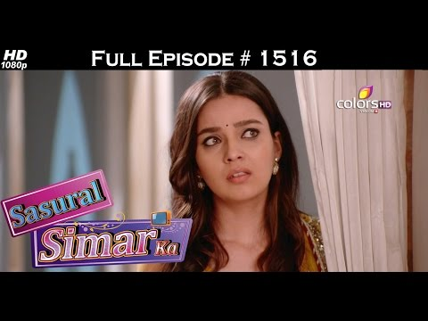 Sasural Simar Ka - 27th May 2016 - ससुराल सिमर का - Full Episode (HD) thumbnail