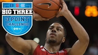 3-Point Shooting Key Element for Top ACC Teams