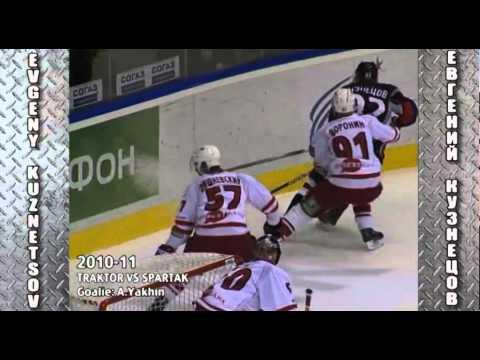 Evgeny Kuznetsov Top-10 KHL goals