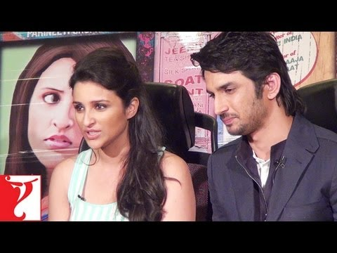 Shuddh Desi Romance - Trailer Launch Event