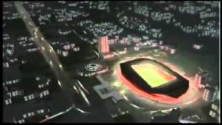 Stadiumi Kombetares Shqiptare -PROJEKTI 2011-2012