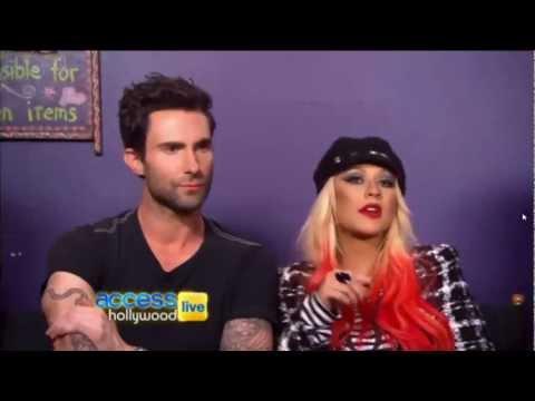 The Voice: Blake Shelton & Adam Levine React To Christina Aguilera & Cee Lo Green Leaving
