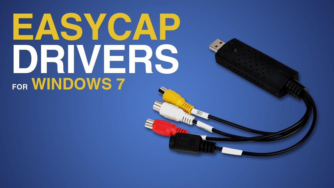 Easycap Usb 2.0 Driver Download Windows 7