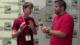Ryan Kelley interview