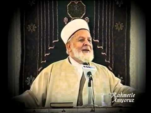 Rahmetle Anıyoruz (5) -Tahir Büyükkörükçü Hocaefendi (Rahmetullahi Aleyh)