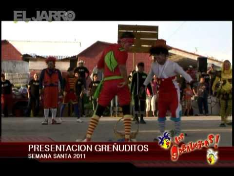 EL JARRO NL,1ER CLIP GREÑUDITOS SS2011.mpg