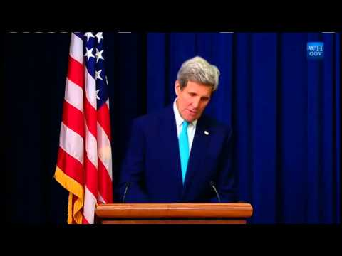 Secretary Kerry Delivers Remarks on World AIDS Day Event