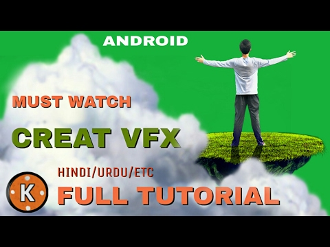 Kinemaster tutorial | how to create vfx intro like after effect with android | fully explained