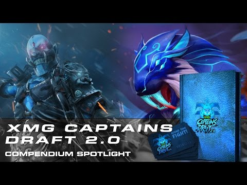 Dota 2 Compendium (XMG Captains Draft 2.0)