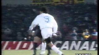 Coppa Uefa: Bordeaux - Napoli (0-1) - 23/11/1988