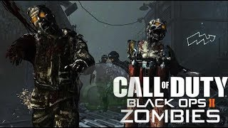 "Call of Duty Black Ops 2 Zombies - выживание на карте ""Nuketown"""