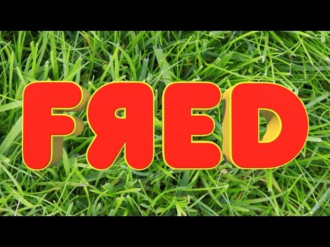 Hey, It's Fred! video