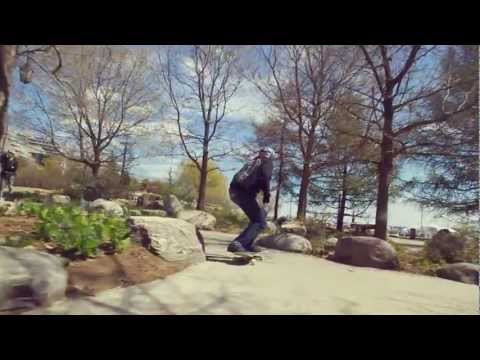 Skate Invaders - Return of the Badger feat Eric Jensen