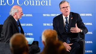Jeb Bush Reflects on Lessons From His Father