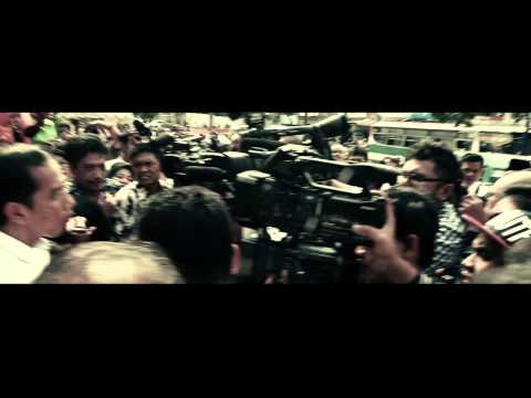 Keren Video Musik Blusukan Jokowi
