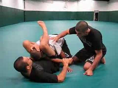 Gracie Triangle Choke 2007 Triangle Choke