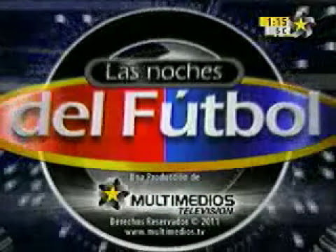 Las EX Men (en vivo) Multimedios Televisión.