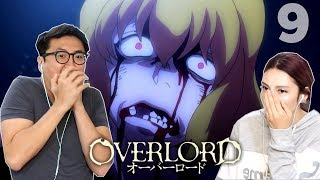 """""""RIP Clementine"""" Overlord Episode 9 Reaction!"""