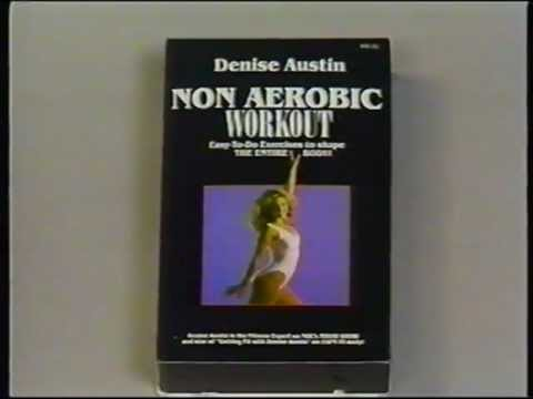 Closing to Denise Austin- Super Stomachs 1988 VHS