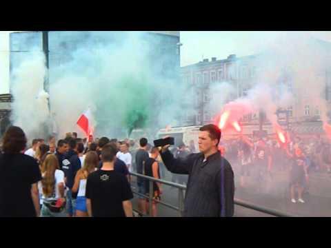 Godzina W W Sosnowcu - 1 Sierpnia 2014 R.