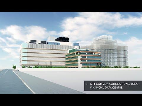 NTT Communications Hong Kong Financial Data Centre -- A Virtual Journey