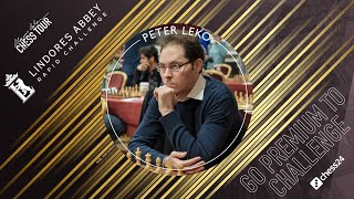 Banter Blitz with GM Peter Leko (1)