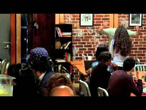 Telekinetic Coffee Shop Surprise